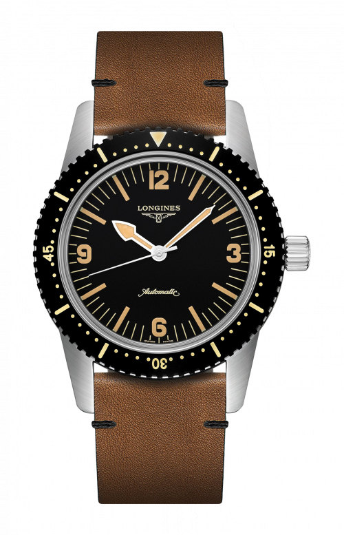 THE LONGINES SKIN DIVER WATCH - L2.822.4.56.2