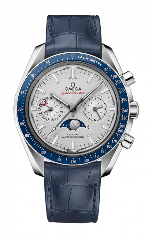 SPEEDMASTER MOONWATCH CO-AXIAL MASTER CHRONOMETER MOONPHASE CHRONOGRAPH 44,25 MM - 304.93.44.52.99.004