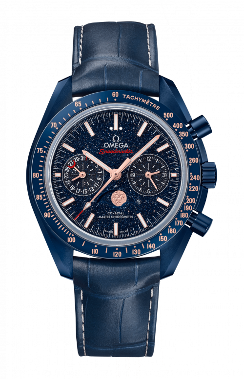 SPEEDMASTER MOONWATCH OMEGA CO-AXIAL MASTER CHRONOMETER MOONPHASE CHRONOGRAPH 44,25 MM - 304.93.44.52.03.002