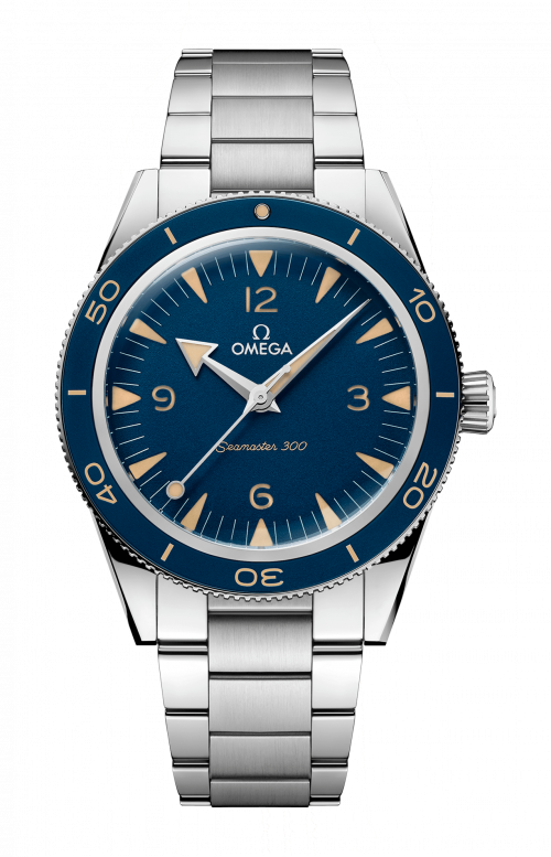 SEAMASTER 300 CO-AXIAL MASTER CHRONOMETER 41 MM - 234.30.41.21.03.001