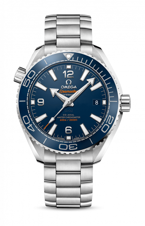 SEAMASTER PLANET OCEAN 600M OMEGA CO-AXIAL MASTER CHRONOMETER 39,5 MM - 215.30.40.20.03.001