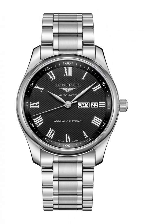 THE LONGINES MASTER COLLECTION - L2.910.4.51.6