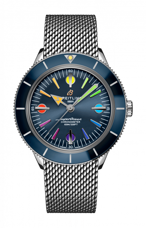 SUPEROCEAN HERITAGE '57 LIMITED EDITION II - A103702A1C1A1