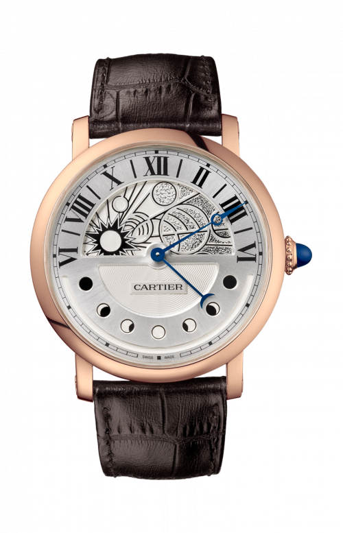 ROTONDE DE CARTIER DAY-NIGHT MOON PHASES - W1556243