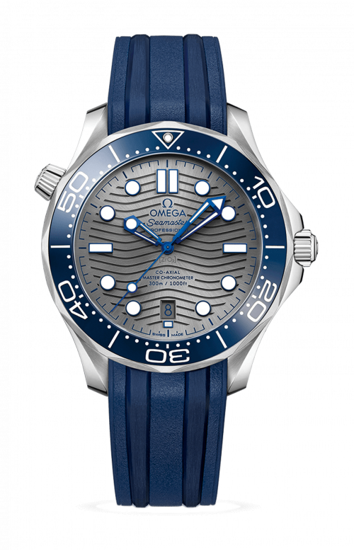 DIVER 300M OMEGA CO-AXIAL MASTER CHRONOMETER - 210.32.42.20.06.001