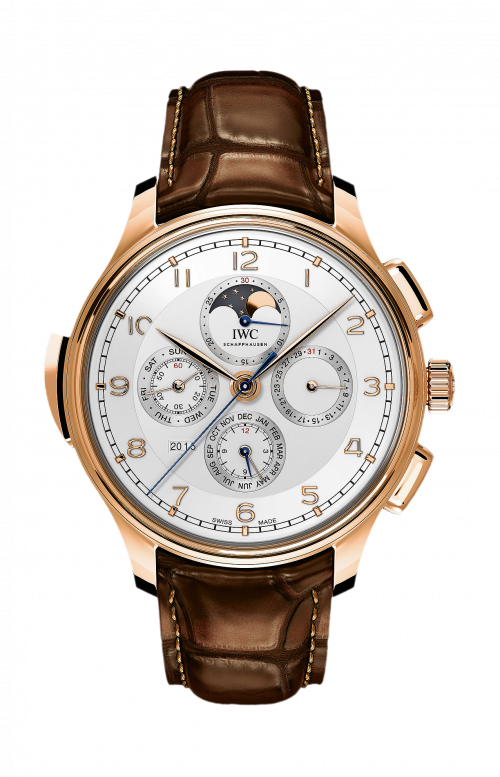 PORTUGIESER GRANDE COMPLICATION - LIMITED EDITION 250 PZ. - IW377602