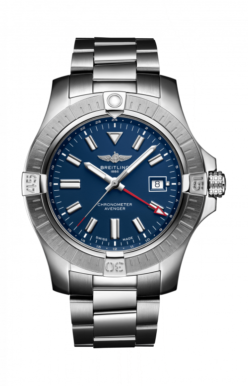 AVENGER AUTOMATIC GMT 45 - A32395101C1A1