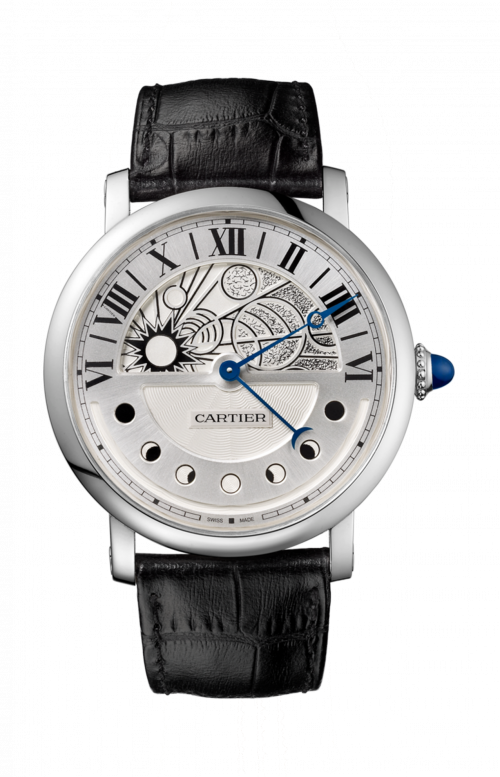 ROTONDE DE CARTIER DAY-NIGHT MOON PHASES - W1556244