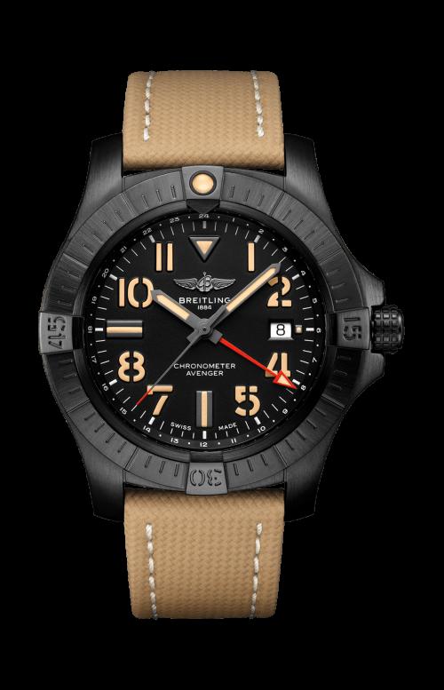 AVENGER AUTOMATIC GMT 45 NIGHT MISSION - V32395101B1X1