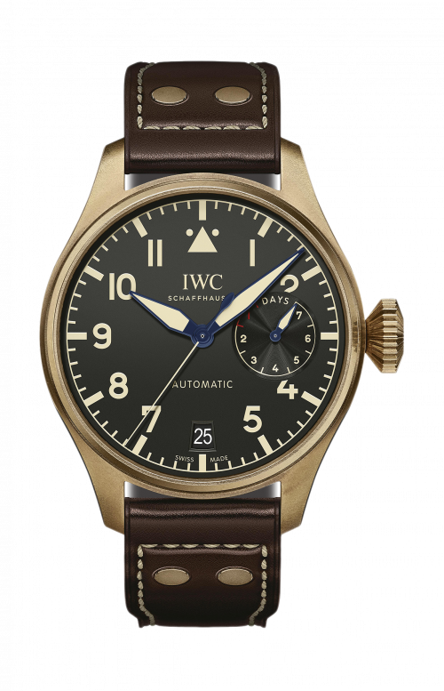 BIG PILOT'S WATCH HERITAGE - LIMITED EDITION 1500 PZ. - IW501005