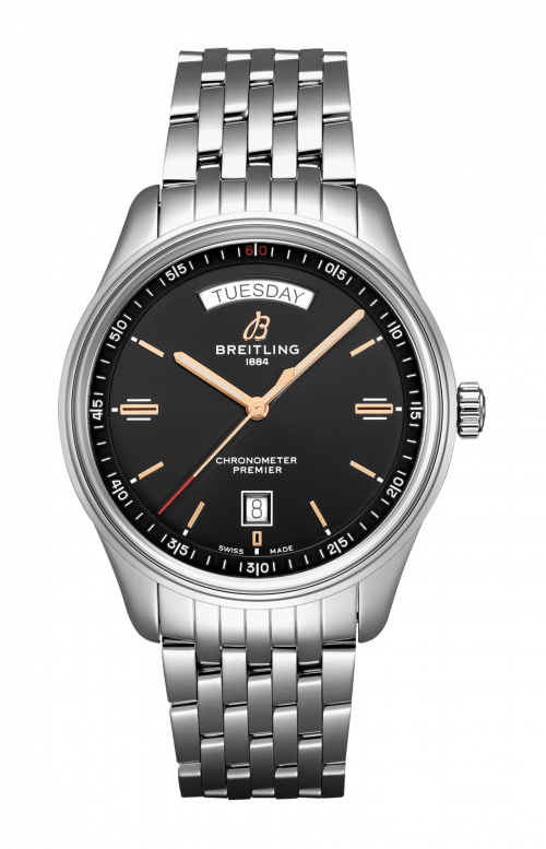 PREMIER AUTOMATIC DAY & DATE 40 - A45340241B1A1