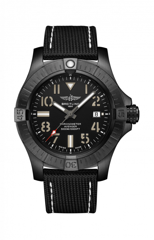 AVENGER AUTOMATIC 45 SEAWOLF NIGHT MISSION - V17319101B1X1