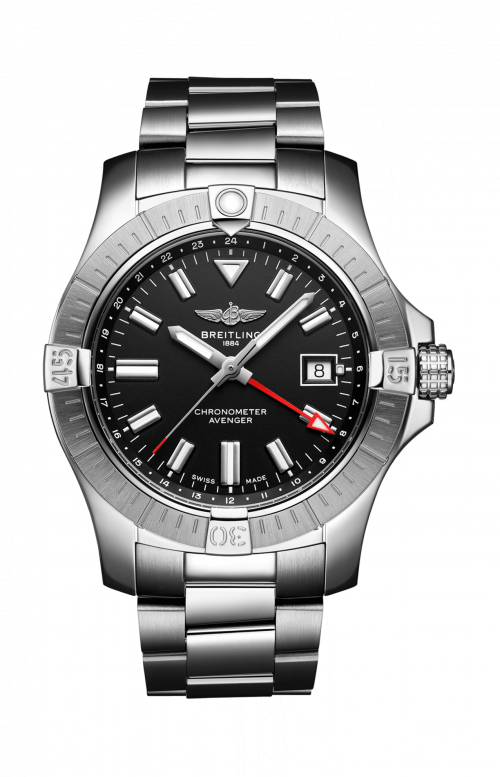 AVENGER AUTOMATIC GMT 43 - A32397101B1A1