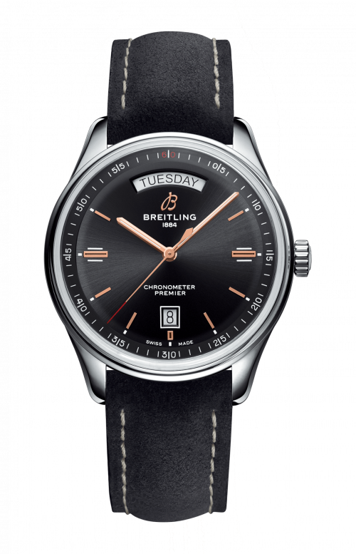 PREMIER AUTOMATIC DAY & DATE 40 - A45340241B1X3