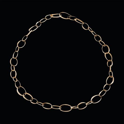 CATENA GOLD - CATENA IN ORO ROSA. LUNGHEZZA CM 55 CIRCA - C.A701/O7/55