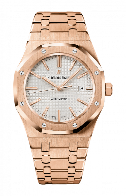 ROYAL OAK AUTOMATICO - 15400OR.OO.1220OR.02