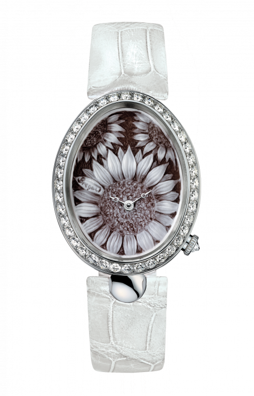 LADIES' REINE DE NAPLES HIGH JEWELLERY - 8958BB/51/974/D00D