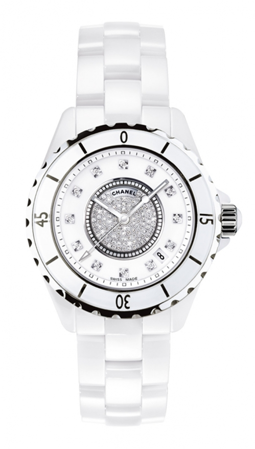 BLANCHE DIAMOND PAVE - H2123