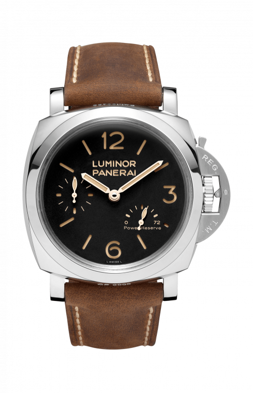 LUMINOR 1950 3 DAYS POWER RESERVE ACCIAIO - 47MM - PAM00423