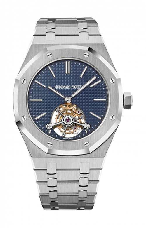ROYAL OAK EXTRA-THIN TOURBILLON - AVAILABILITY TO BE CONFIRMED - 26510ST.OO.1220ST.01