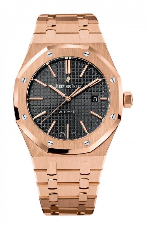 ROYAL OAK AUTOMATICO - 15400OR.OO.1220OR.01