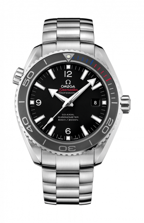 SEAMASTER PLANET OCEAN 600M CO-AXIALl - SOCHI 2014 - LIMITED EDITION 2014 PZ. - 522.30.46.21.01.001