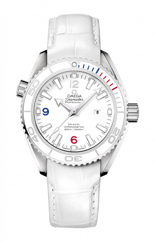 SEAMASTER PLANET OCEAN 600M CO-AXIAL - SOCHI 2014 - LIMITED EDITION 2014 PZ. - 522.33.38.20.04.001