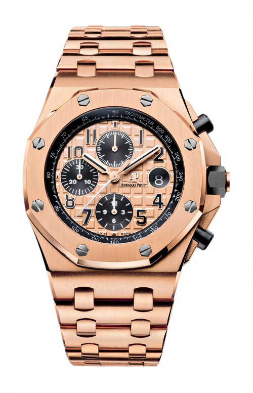 ROYAL OAK OFFSHORE CRONOGRAFO - Disponibilità da confermare - 26470OR.OO.1000OR.01
