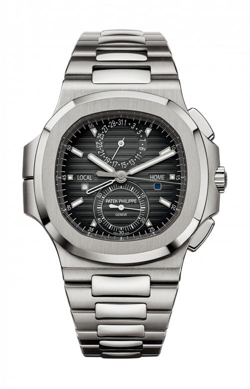 NAUTILUS TRAVEL TIME CHRONOGRAPH - 5990/1A-001