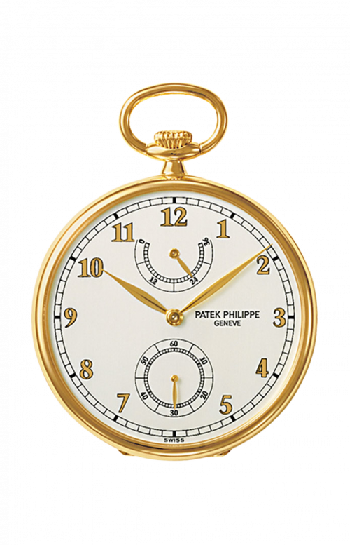 POCKET WATCHES - 972/1J-010