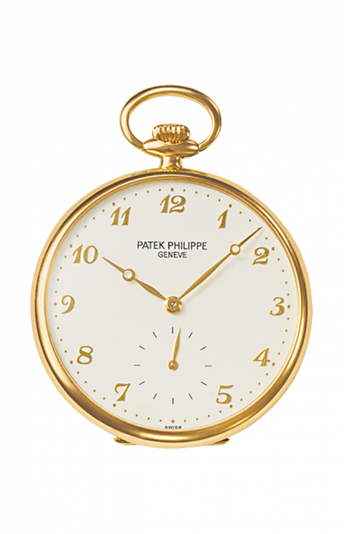 POCKET WATCHES - 973J-001