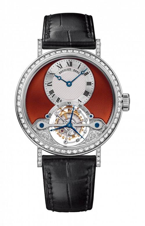 GRANDE COMPLICATION TOURBILLON - 3358BB/2P/986/DD0D