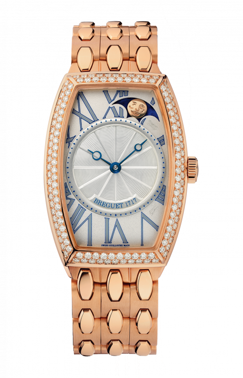 LADIES' HERITAGE MOON PHASES - 8861BR/11/RB0/D000