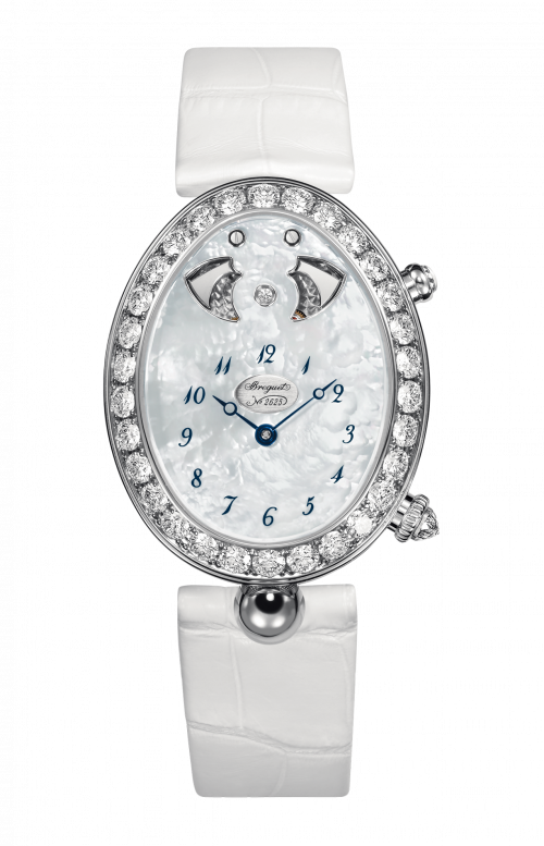 LADIES' REINE DE NAPLES GRANDE COMPLICATION ALLARM - 8978BB/58/974/D00D