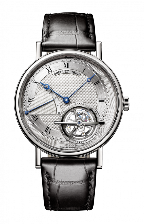CLASSIQUE GRANDE COMPLICATION TOURBILLON EXTRA-THIN POWER RESERVE - 5377PT/12/9WU