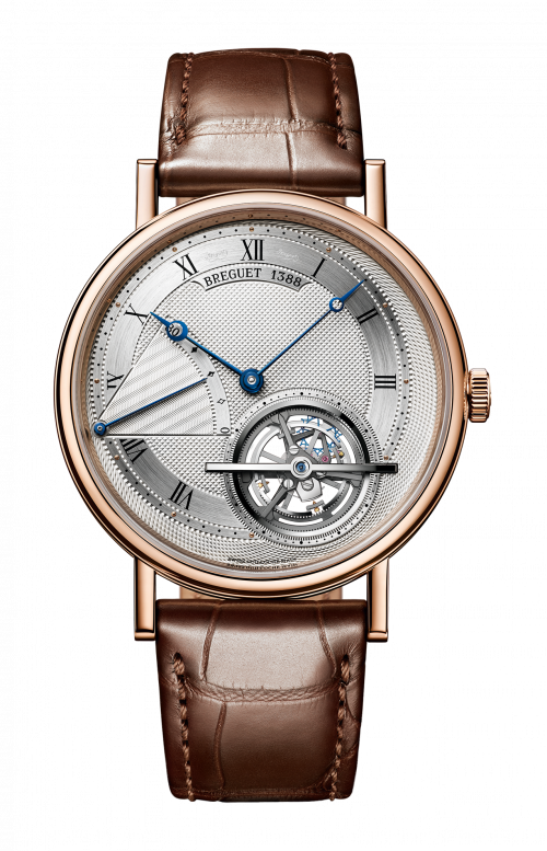 CLASSIQUE GRANDE COMPLICATION TOURBILLON EXTRA-THIN POWER RESERVE - 5377BR/12/9WU