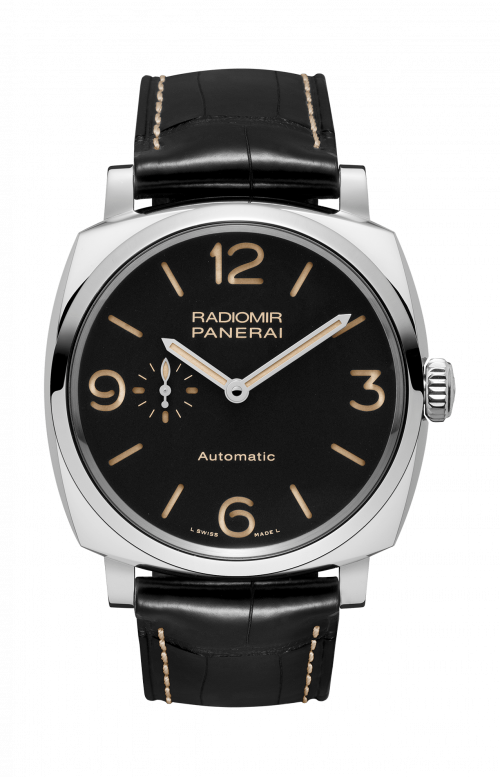 RADIOMIR 1940 3 DAYS AUTOMATIC ACCIAIO - 45MM - PAM00572