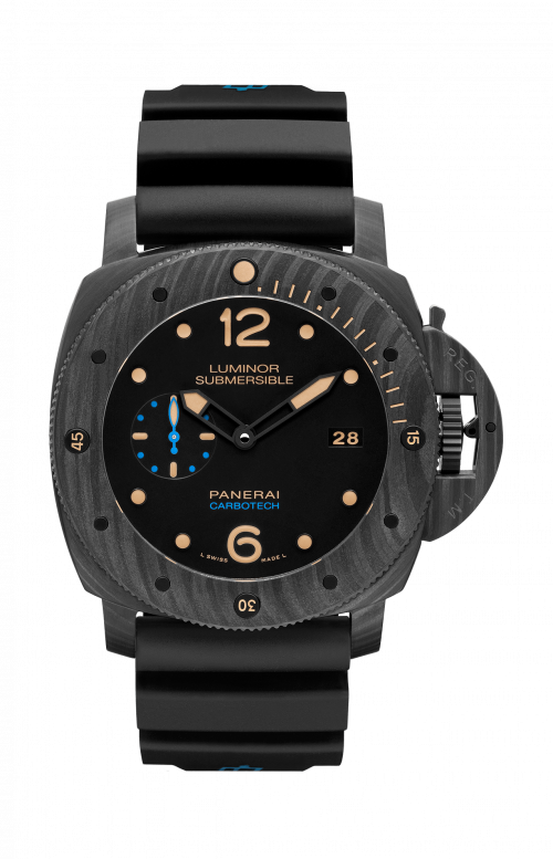 LUMINOR SUBMERSIBLE 1950 CARBOTECH™ 3 DAYS AUTOMATIC - 47MM - PAM00616