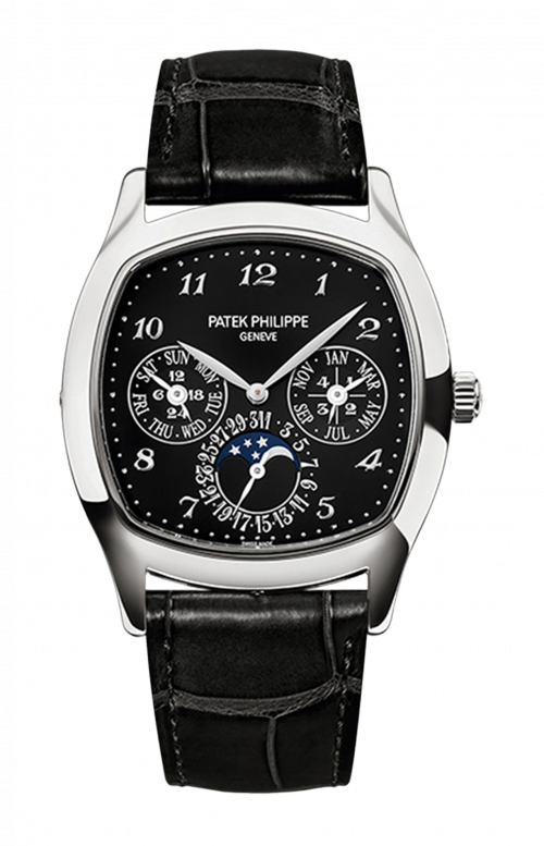 PERPETUAL CALENDAR MOON PHASES - 5940G-010