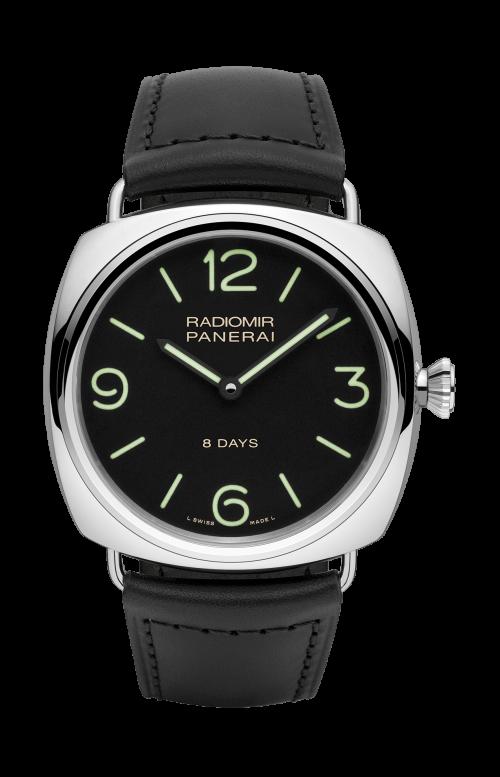 RADIOMIR 8 DAYS ACCIAIO - 45MM - PAM00610