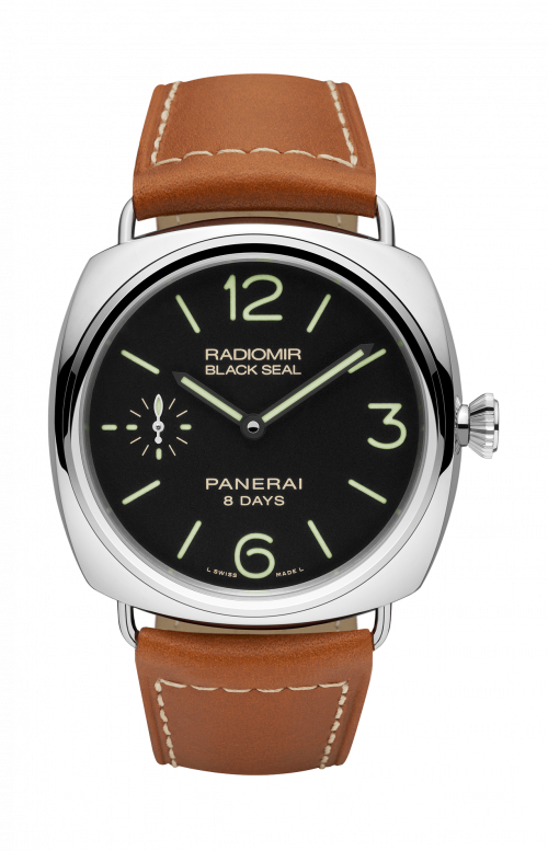 RADIOMIR BLACK SEAL 8 DAYS ACCIAIO - 45MM - PAM00609