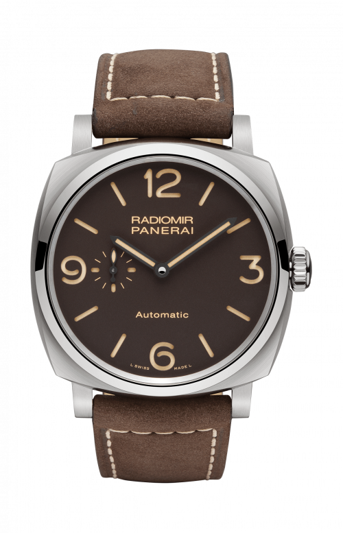 RADIOMIR 1940 3 DAYS AUTOMATIC TITANIO - 45MM - PAM00619