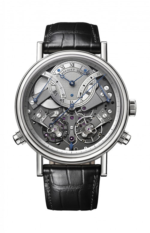 TRADITION INDIPENDENT CHRONOGRAPH - 7077BB/G1/9XV