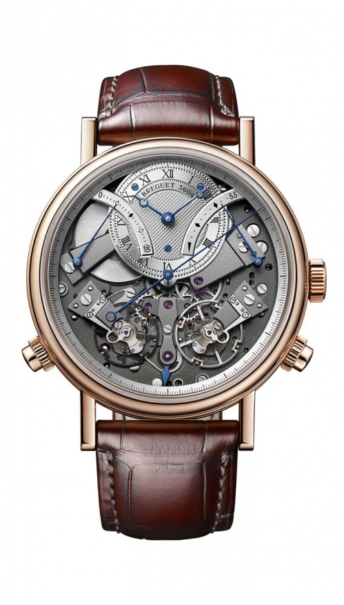 TRADITION INDIPENDENT CHRONOGRAPH - 7077BR/G1/9XV