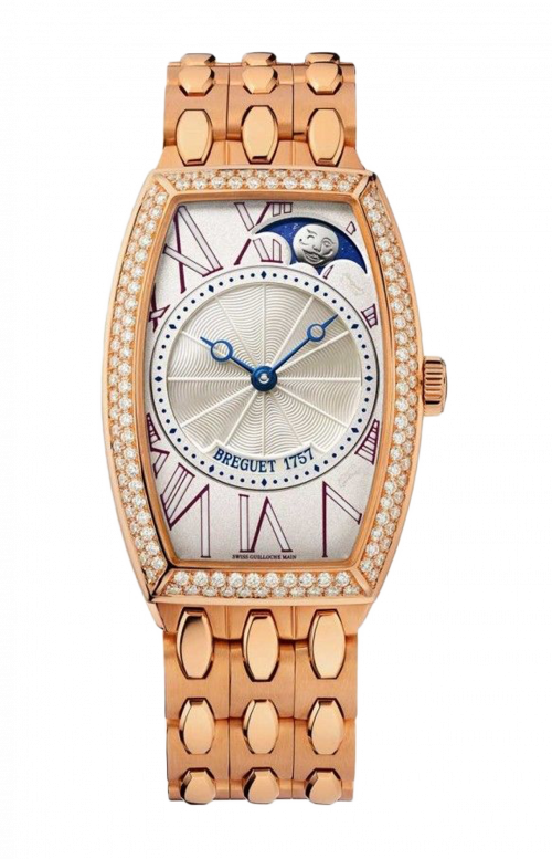 LADIES' HERITAGE MOON PHASES - 8861BR/15/RB0/D000