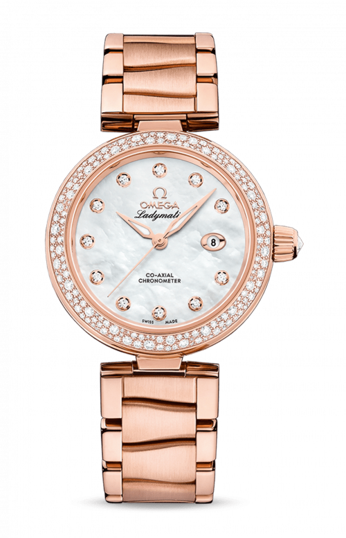 LADYMATIC CO-AXIAL SEDNA GOLD - 425.65.34.20.55.010