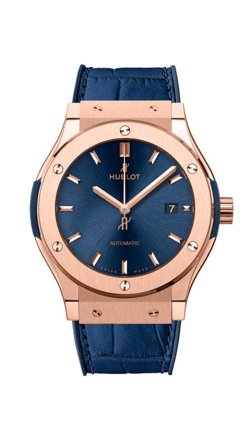 BLUE KING GOLD - 581.OX.7180.LR