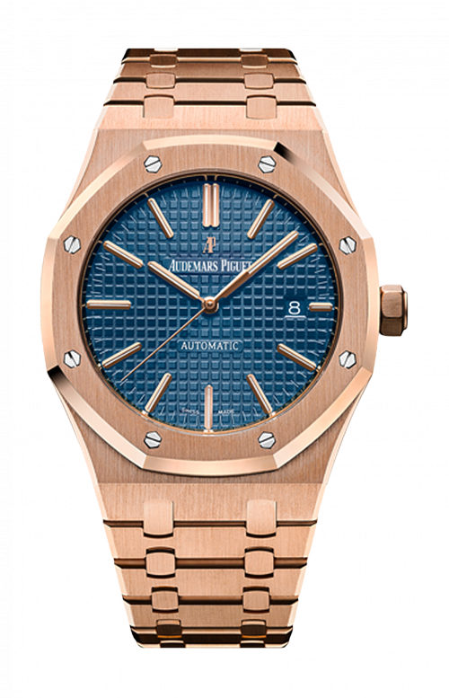ROYAL OAK AUTOMATICO - 15400OR.OO.1220OR.03