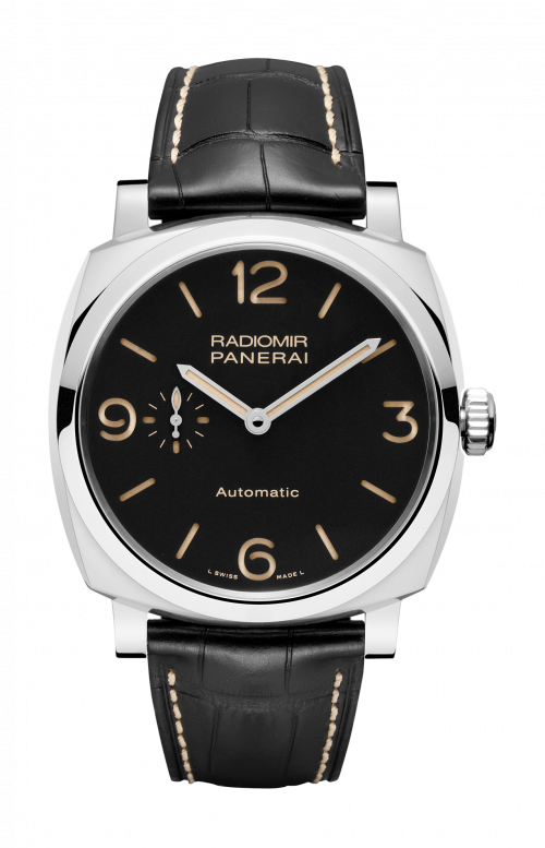 RADIOMIR 1940 3 DAYS AUTOMATIC ACCIAIO - 42MM - PAM00620