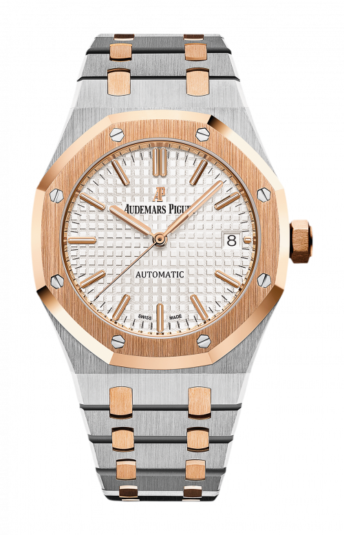 ROYAL OAK SELFWINDING - 15450SR.OO.1256SR.01